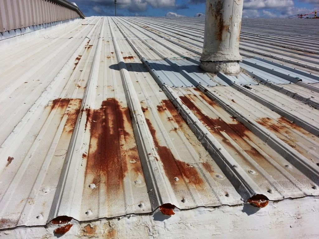 Leaking Stacks and Repairs
